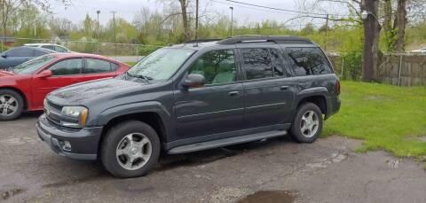 2005 Chevrolet TrailBlazer EXT for sale at Superior Motors in Mount Morris MI