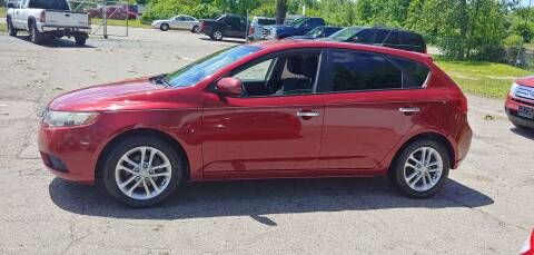 2011 Kia Forte5 for sale at Superior Motors in Mount Morris MI