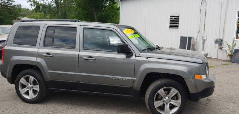 2012 Jeep Patriot for sale at Superior Motors in Mount Morris MI