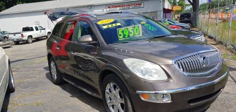 2010 Buick Enclave for sale at Superior Motors in Mount Morris MI