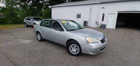 2007 Chevrolet Malibu for sale at Superior Motors in Mount Morris MI