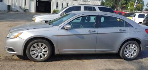 2014 Chrysler 200 for sale at Superior Motors in Mount Morris MI