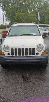 2006 Jeep Liberty for sale at Superior Motors in Mount Morris MI