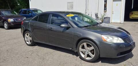 2007 Pontiac G6 for sale at Superior Motors in Mount Morris MI