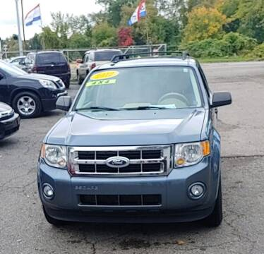 2012 Ford Escape for sale at Superior Motors in Mount Morris MI