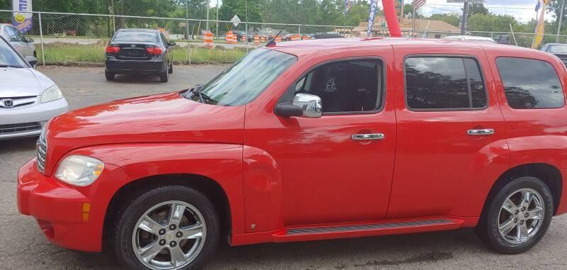 2008 Chevrolet HHR for sale at Superior Motors in Mount Morris MI