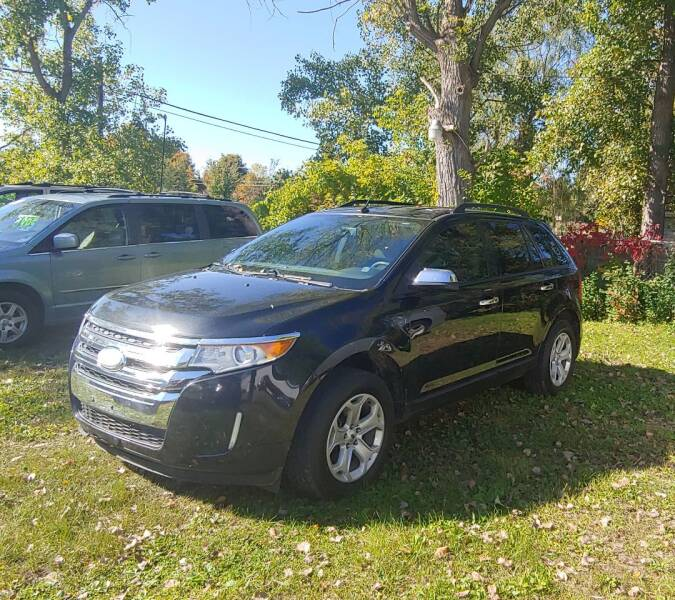 2012 Ford Edge for sale at Superior Motors in Mount Morris MI