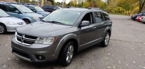 2012 Dodge Journey for sale at Superior Motors in Mount Morris MI