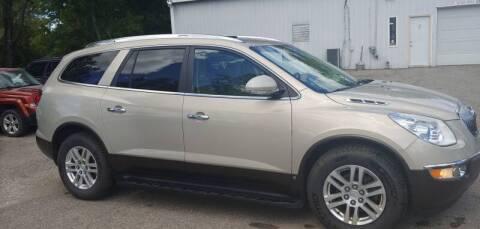 2009 Buick Enclave for sale at Superior Motors in Mount Morris MI