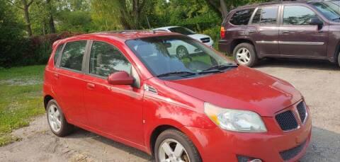2009 Pontiac G3 for sale at Superior Motors in Mount Morris MI