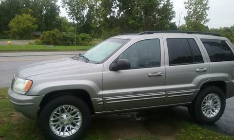 2002 Jeep Grand Cherokee for sale in Mount Morris, MI