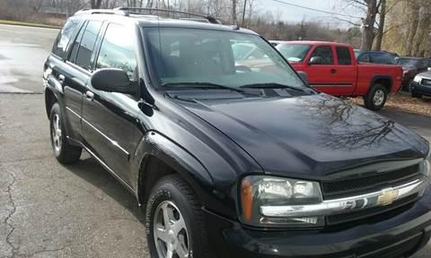 2006 Chevrolet TrailBlazer for sale in Mount Morris, MI