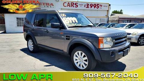 Land Rover Farmington Hills Mi >> Used Land Rover For Sale in San Bernardino, CA ...