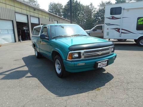 1995 Chevrolet S-10 for sale in Sultan, WA