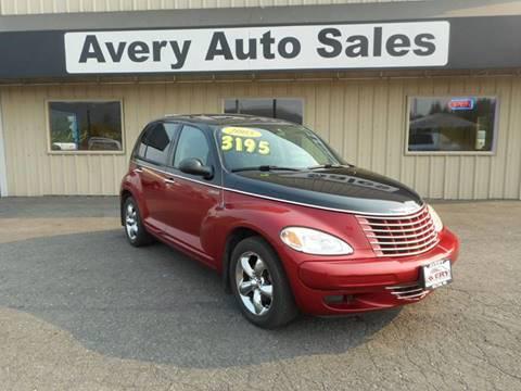 2005 Chrysler PT Cruiser for sale in Sultan, WA