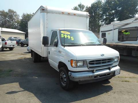 2002 Ford E-350 for sale in Sultan, WA