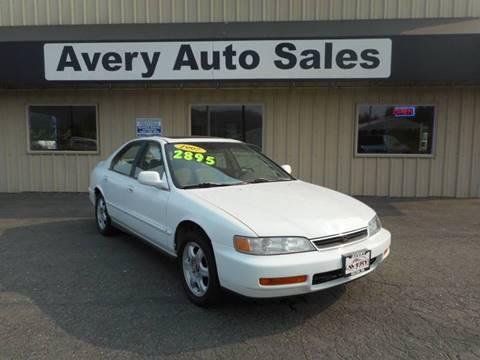 1997 Honda Accord for sale in Sultan, WA