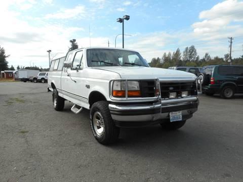 1993 Ford F-150 for sale in Sultan, WA