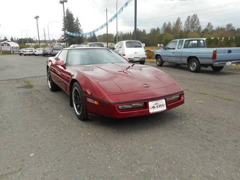 1990 Chevrolet Corvette for sale in Sultan, WA