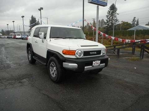 2014 Toyota FJ Cruiser for sale in Sultan, WA