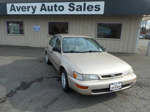 1997 GEO Prizm for sale in Sultan, WA