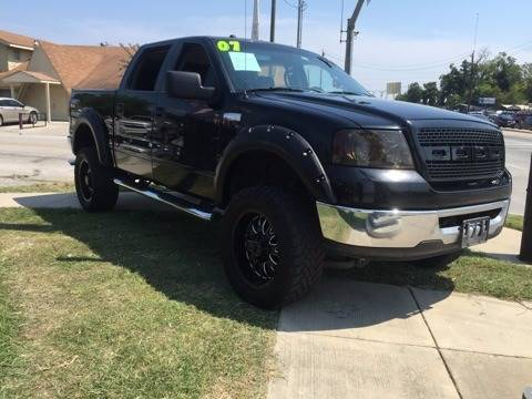 2007 Ford F-150 for sale at Yari Auto Sales in Houston TX
