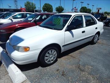 2001 Chevrolet Prizm for sale in Norman, OK