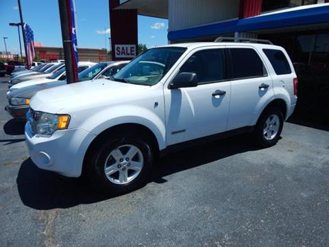 2008 Ford Escape Hybrid for sale in Norman, OK