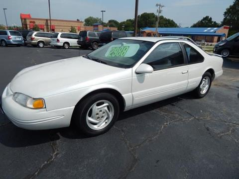 1997 Ford Thunderbird For Sale In Norman OK