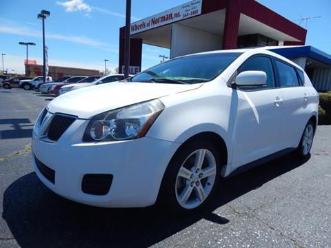 2010 Pontiac Vibe for sale in Norman, OK