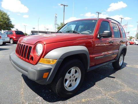2007 Jeep Liberty for sale in Norman, OK