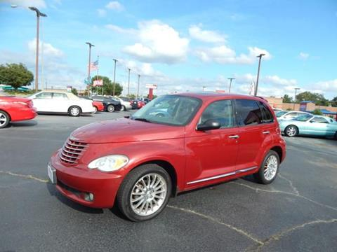 2009 Chrysler PT Cruiser Limited for sale at Wheels Of Norman LTD in Norman OK