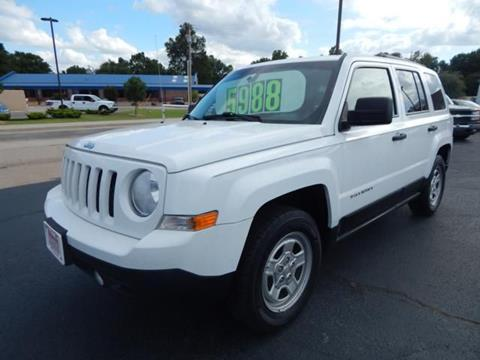 2011 Jeep Patriot for sale at Wheels Of Norman LTD in Norman OK
