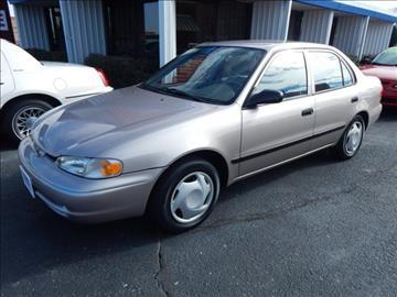 2000 Chevrolet Prizm for sale in Norman, OK