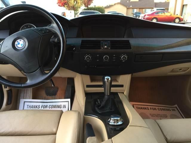 2004 Bmw 5 Series 530i 4dr Sedan In Auburn CA - MK Automobile