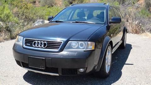 2003 Audi Allroad Quattro for sale in Auburn, CA