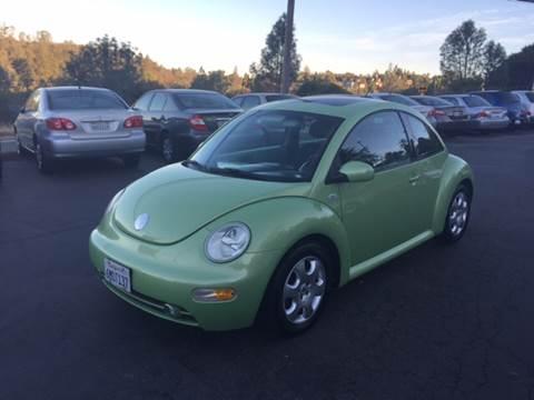 2003 Volkswagen New Beetle for sale in Auburn, CA