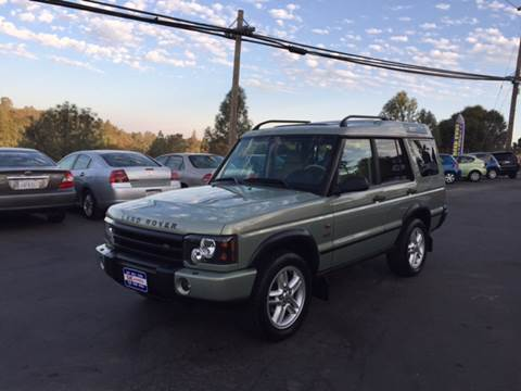 2003 Land Rover Discovery for sale in Auburn, CA