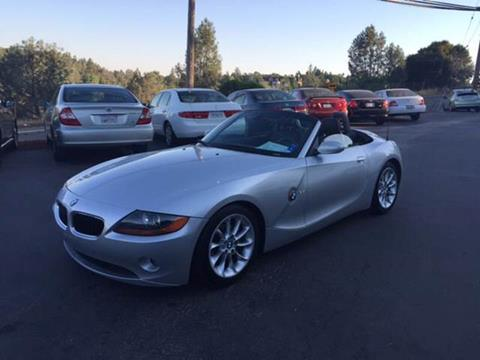 2003 BMW Z4 For Sale in Indianapolis, IN - Carsforsale.com