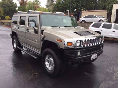 2003 HUMMER H2 for sale in Auburn, CA