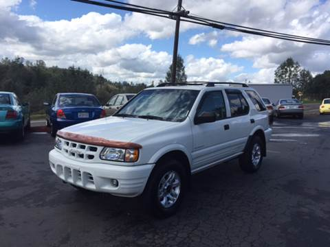 2002 Isuzu Rodeo for sale in Auburn, CA