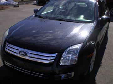 2009 Ford Fusion for sale at Payless Auto in Palmer MA