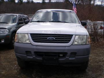 2002 Ford Explorer for sale at Payless Auto in Palmer MA