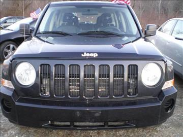 2008 Jeep Patriot for sale at Payless Auto in Palmer MA