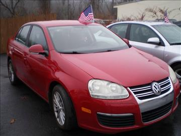 2007 Volkswagen Jetta for sale at Payless Auto in Palmer MA