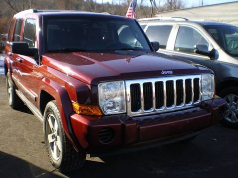 2007 Jeep Commander for sale at Payless Auto in Palmer MA