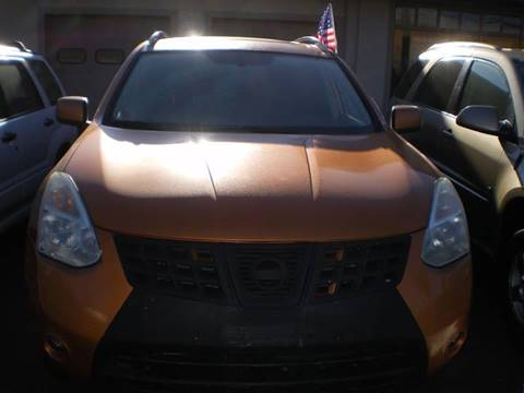 2008 Nissan Rogue for sale at Payless Auto in Palmer MA