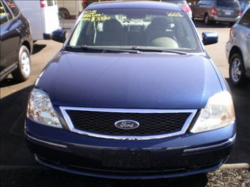 2005 Ford Five Hundred for sale at Payless Auto in Palmer MA