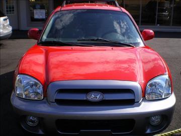 2005 Hyundai Santa Fe for sale at Payless Auto in Palmer MA