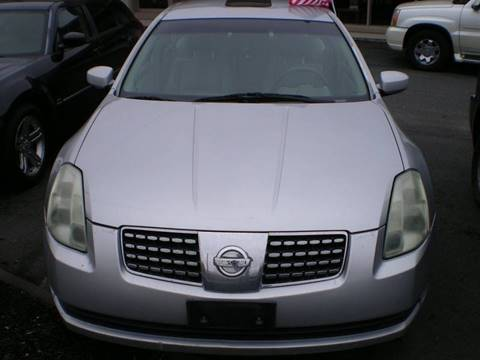 2005 Nissan Maxima for sale at Payless Auto in Palmer MA